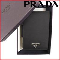 ■管理番号:X10917 【商品説明】 プラダ【PRADA】の  手帳カバーです。 ◆ランク 【7】...