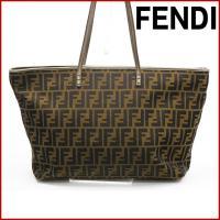 ■管理番号:X11404 【商品説明】 フェンディ【FENDI】の  トートバッグです。 ◆ランク ...