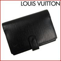 ■管理番号:X11496 ◆参考価格:45150円 【商品説明】 ルイヴィトンの手帳カバーです。定番...