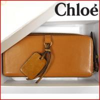 ■管理番号:X11746 【商品説明】 クロエ【Chloe】の  長財布です。 ◆ランク 【7】 [...