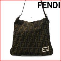 ■管理番号:X11921 【商品説明】 フェンディ【FENDI】の  ショルダーバッグです。 ◆ラン...