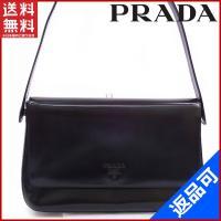 ■管理番号:X12643 【商品説明】 プラダ【PRADA】の  ショルダーバッグです。 ◆ランク ...