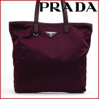 ■管理番号:X13030 【商品説明】 プラダ【PRADA】の  トートバッグです。 ◆ランク 【7...