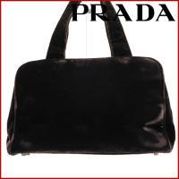 ■管理番号:X13034 【商品説明】 プラダ【PRADA】の  ハンドバッグです。 ◆ランク 【6...
