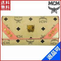 05a56942e012 エムシーエム(MCM) 中古 レディース長財布 | 通販・人気ランキング ...