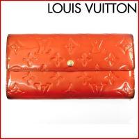 ■管理番号:X13661 【商品説明】 ルイヴィトン【LOUIS VUITTON】の  長財布です。...