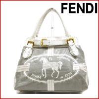 ■管理番号:X14092 【商品説明】 フェンディ【FENDI】の  ハンドバッグです。 ◆ランク ...