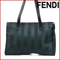 ■管理番号:X14125 【商品説明】 フェンディ【FENDI】の  トートバッグです。 ◆ランク ...