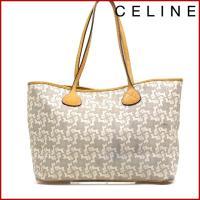 ■管理番号:X14443 【商品説明】 セリーヌ【CELINE】の  トートバッグです。 ◆ランク ...