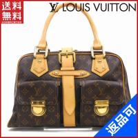 ■管理番号:X14573 ◆参考価格:228000円 【商品説明】 ルイヴィトン『モノグラム マンハ...