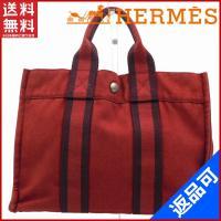 ■管理番号:X14617 【商品説明】 エルメス【HERMES】の フールトゥPM トートバッグです...