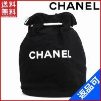 ■管理番号:X15085 【商品説明】 シャネル【CHANEL】の ノベルティ プールバッグ ショル...