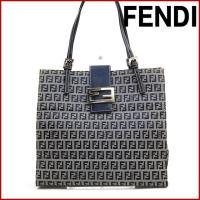 ■管理番号:X15142 【商品説明】 フェンディ【FENDI】の  トートバッグです。 ◆ランク ...