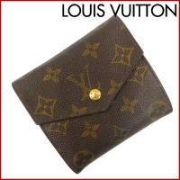 ■管理番号:X15387 【商品説明】 ルイヴィトン【LOUIS VUITTON】の  二つ折り財布...