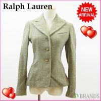 ■管理番号:X2285 【商品説明】 ラルフローレン【Ralph Lauren】の  ジャッケトです...