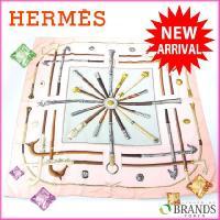 ■管理番号:X3950 【商品説明】 エルメス【HERMES】の  スカーフです♪ ◆ランク 【7】...
