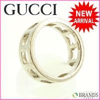 ■管理番号:X4049 【商品説明】 グッチ【GUCCI】の  指輪です♪ ◆ランク 【7】 [7]...