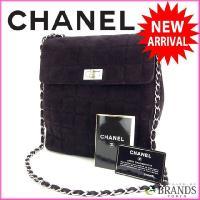 ■管理番号:X4063 【商品説明】 シャネル【CHANEL】の  ショルダーバッグです♪ ◆ランク...