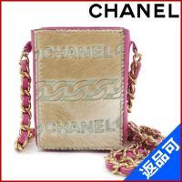 ■管理番号:X4668 【商品説明】 シャネル【CHANEL】の 「チェーンショルダー付き」 シガレ...
