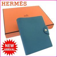 ■管理番号:X5342 【商品説明】 エルメス【HERMES】の 「ユリスPM」 手帳カバーです♪ ...