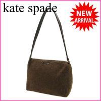 ■管理番号:X6299 【商品説明】 ケイト スペードの  ショルダーバッグです♪ ウォーム感のある...