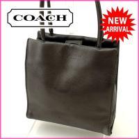 ■管理番号:X6457 【商品説明】 コーチ【COACH】の  ミニハンドバッグです♪ ◆ランク 【...