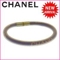 ■管理番号:X6953 【商品説明】 シャネルの 「ヴィンテージ」 ブレスレットです♪ シンプルなロ...