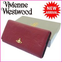 ■管理番号:X7367 【商品説明】 ヴィヴィアン ウエストウッドの 長財布です♪ ビビットなピンク...
