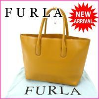 ■管理番号:X7630 【商品説明】 フルラ【Furla】の  トートバッグです♪ ◆ランク 【6】...