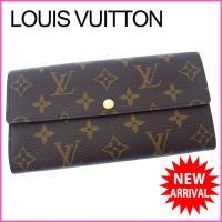■管理番号:X7854 【商品説明】 ルイヴィトンの 「ポルトフォイユサラ」 長財布です♪ 定番人気...