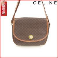 ■管理番号:X8289 【商品説明】 セリーヌ【CELINE】の  ショルダーバッグです♪ ◆ランク...