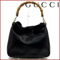 ■管理番号:X9744 【商品説明】 グッチ【GUCCI】の バンブー ハンドバッグです。 ◆ランク...