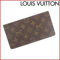 ■管理番号:X9814 【商品説明】 ルイヴィトン【LOUIS VUITTON】の  長札入れです。...