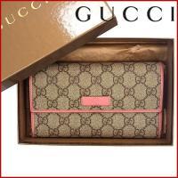 ■管理番号:X9921 【商品説明】 グッチ【GUCCI】の  長財布です。 ◆ランク 【6】 [6...