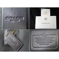 コーチ COACH バッグ メンズ ボンベ ナイロン ディレクターズ ブリーフ F71545 ブラック 黒 2WAY ビジネスバッグ