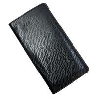 エピ ポルトフォイユ・ブラ 二つ折り長財布 ノワール(ブラック) エピレザー M66542 SP01...