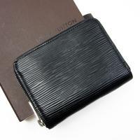 エピ ジッピー コインパース コインケース カードケース ノワール(ブラック) エピレザー M601...