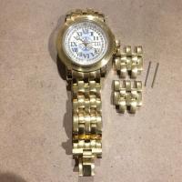 アライブアスレティックス 腕時計  0143452 金 / ゴールド ALIVE ATHLETICS...