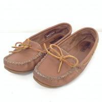 ミネトンカ 靴 mb00429 モカ MINNETONKA【中古】【パンプス・ミュール】