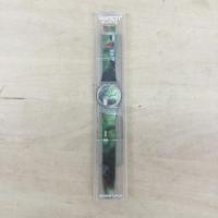 スウォッチ 腕時計 0076100162719 緑 / グリーン swatch【中古】【腕時計】