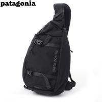 PATAGONIA パタゴニア ボディバッグ ATOM SLING 8L 48260 ブラック  ■...