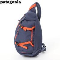 PATAGONIA パタゴニア ボディバッグ ATOM SLING 8L 48260 ネイビー  ■...