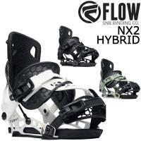 商品名:2016-2017 FLOW / NX2 HYBRID コメント:精密なデザインが雪山のパフ...