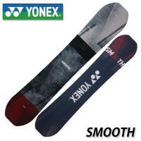 17-18 YONEX/ヨネックス SMOOTH スノーボード スムース カービング  メンズ 板 予約商品 2018