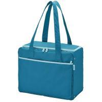 サーモス 保冷ショッピングバッグ ブルー RED-022 BL