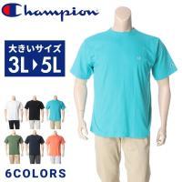 素材に綿を100%使用しているから、肌触りのよさに期待ができるクルーネック半袖Tシャツ。ワンポイント...
