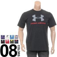 大胆にあしらわれたブランドロゴが目を引くクルーネック仕様のTシャツです。エラスタン入りの生地を使って...