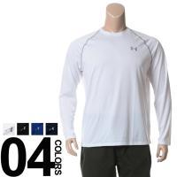 ラグランスリーブを採用した動きやすい長袖Tシャツ。胸もと、後ろのネックにはブランドアイコンをワンポイ...