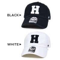 47BRAND フォーティセブン ブランド HAWKS 47 CLEAN UP CAP クリーンナップ キャップ 帽子 福岡ソフトバンクホークス ストラップバックキャップ