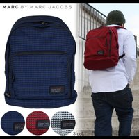 MARC BY MARC JACOBS マーク バイ マークジェイコブス バックパック ZIGZAG...